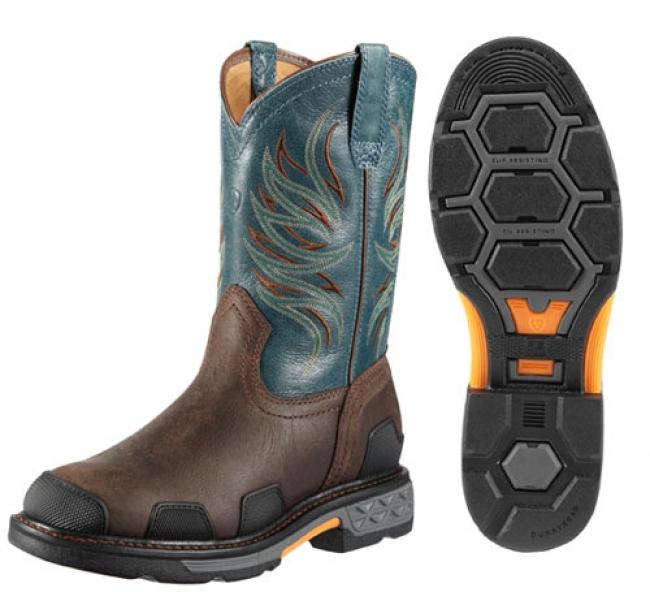 Ariat Men's Overdrive Western Work Boot