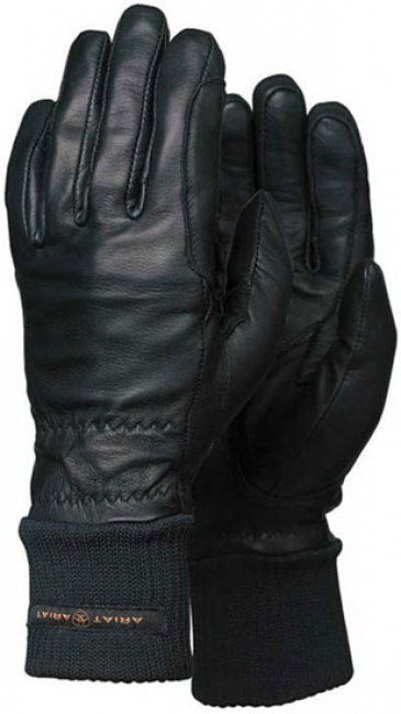 Ariat Insulated Pro Grip Leather Gloves