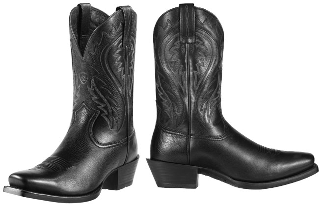 f9a1e7b64d7 Ariat Men's Legend Phoenix Boots in Black Deertan