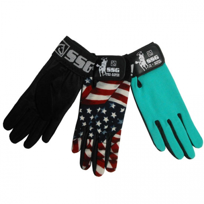 SSG Junior Roper Right Glove