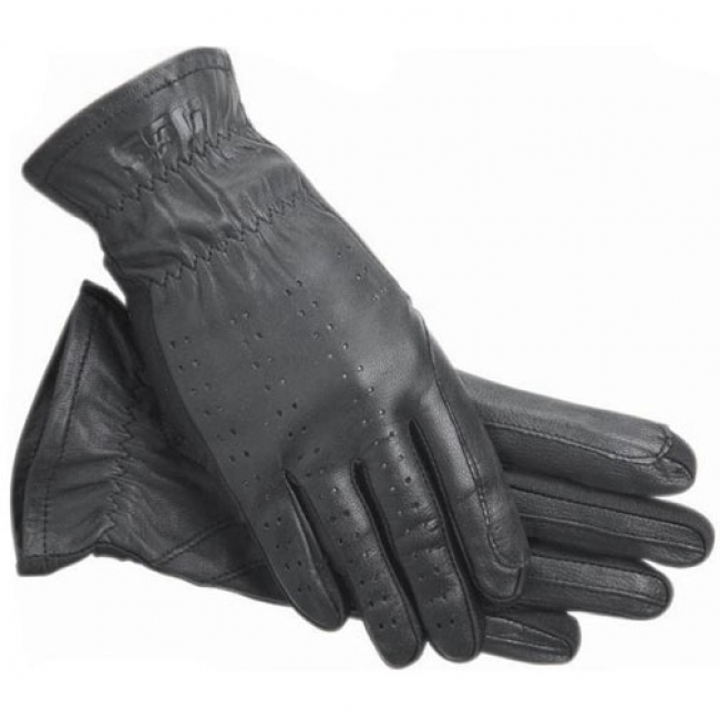 SSG Pro Show Leather Riding Gloves