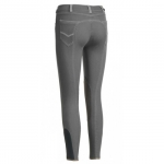 Pikeur Corena Knee Patch Woman's Breeches in Grey
