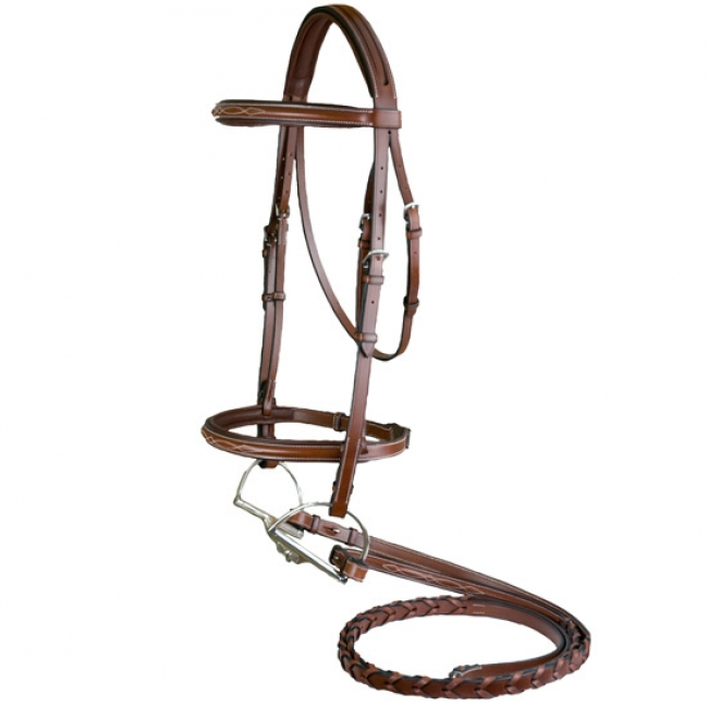 M. Toulouse Annice Fancy English Bridle