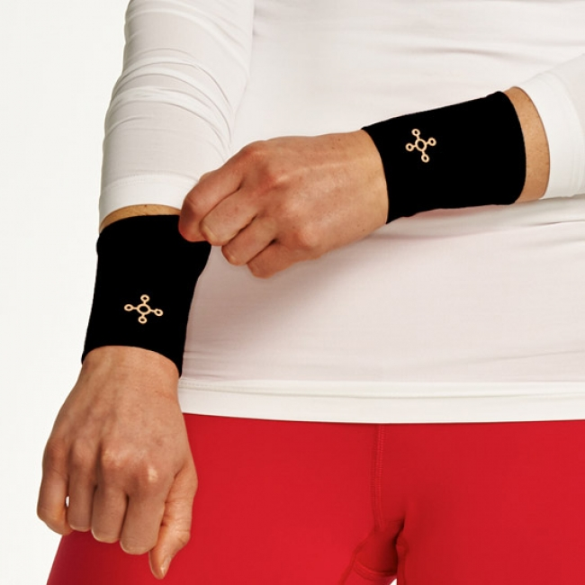 Tommie Copper Compression Wrist Sleeves