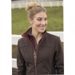 FITS Hawley Tri-Color Soft Shell in Brown