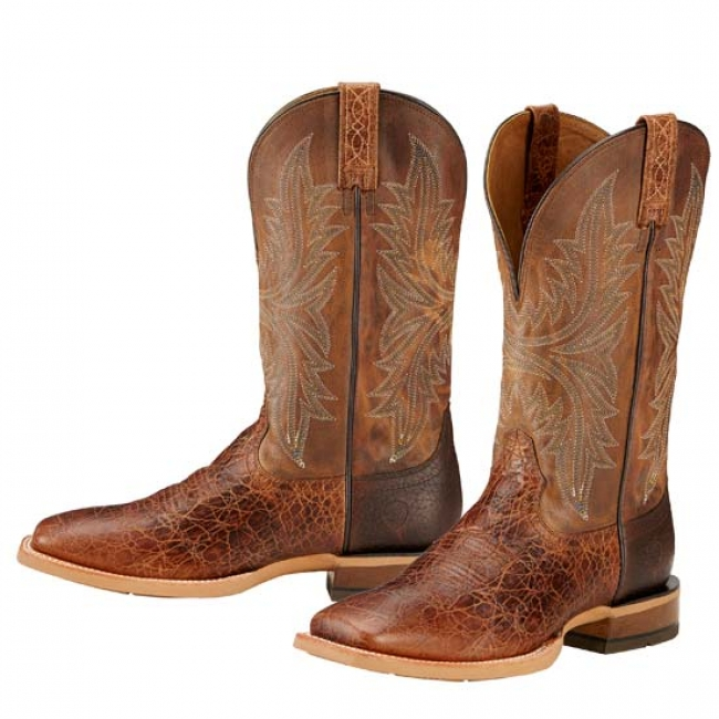4cc211eae74 Ariat Men's Cowhand Western Boots