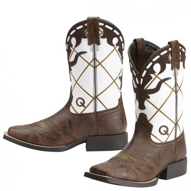 0b49e4879e3 Ariat Kids Western Boots - Dakota Dogger