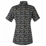 Kerrits Ice Fil Flex Short Sleeve in Circles and Rings