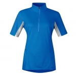 Kerrits Hybrid Short Sleeve Riding Shirt in Cascade