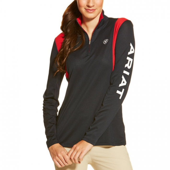 Ariat Women's Sunstopper 1/4 Zip