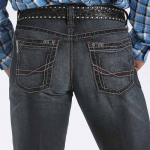 Cinch Ian IAN Dark Denim Jeans
