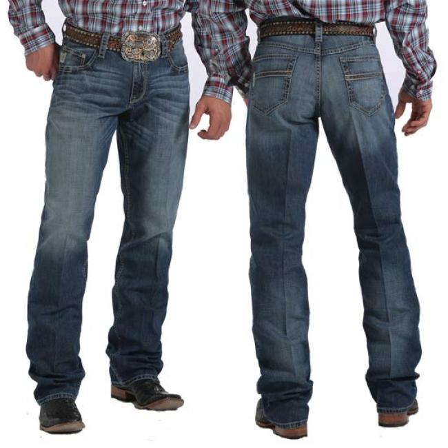 Per terra Mente piani  Cinch Carter 2.3 Medium Stonewash Jean