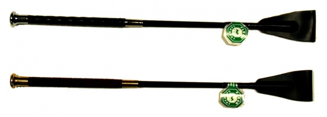 Fleck Riding Crop 18 inches