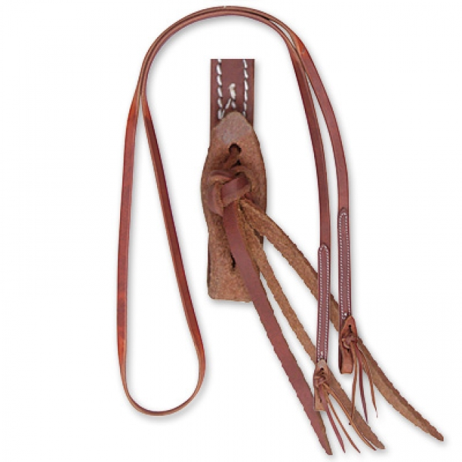 "Martin 5/8"" Harness Leather Roping Reins"