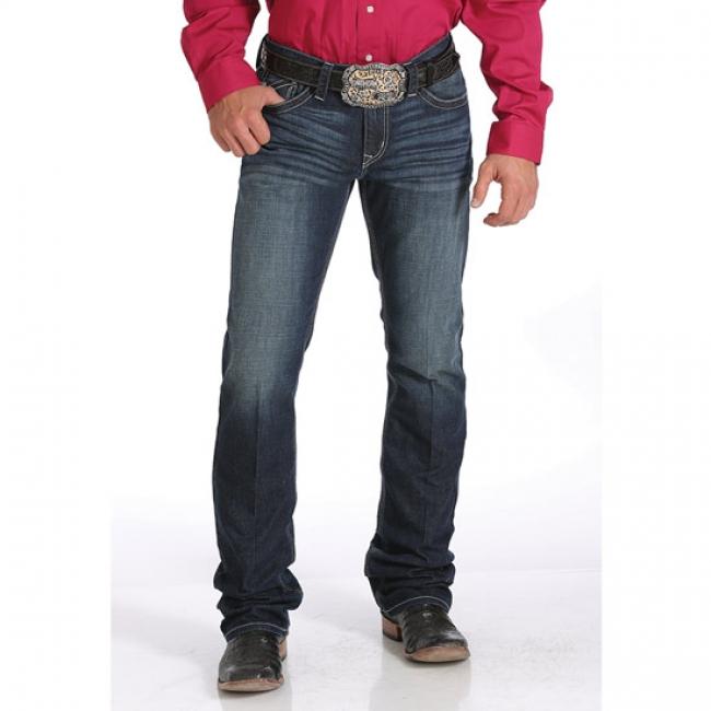 998aa8fc Cinch Dark Wash Ian Boot Cut Jeans