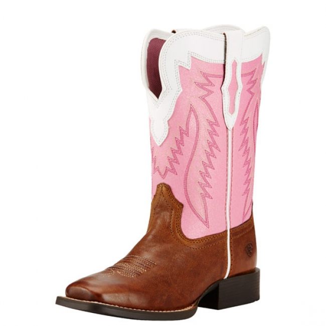 ae832975cd3 Ariat Buscadero Western Boot for kids
