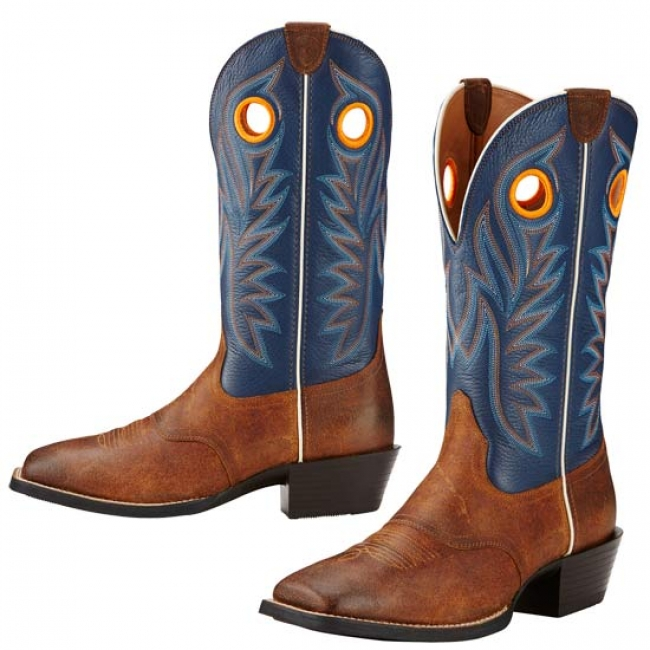 Ariat Men's Sport Outrider in Federal Blue