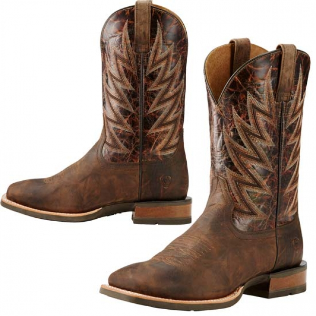 new lower prices purchase original promotion Ariat Men's Challenger Cowboy Boots