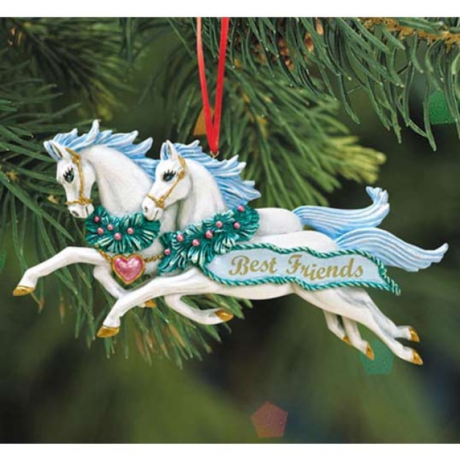 Breyer Best Friends Horse Ornament