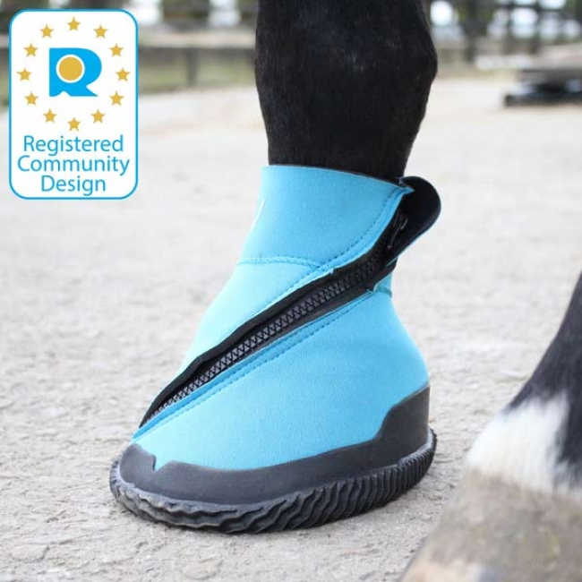 Reusable Woof Wear Medicine Horse Boot