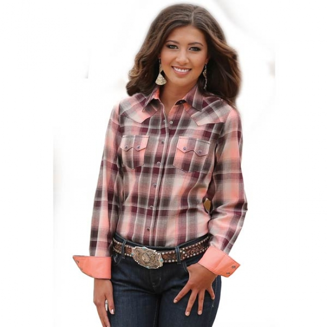 5a5f0694533 Cruel Western Arena Fit Shirt for Women