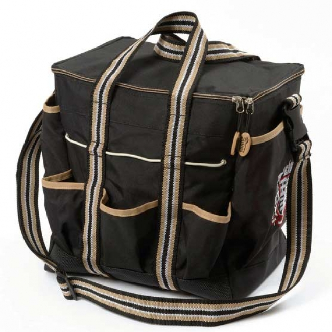 Shires Grooming Bag In Black