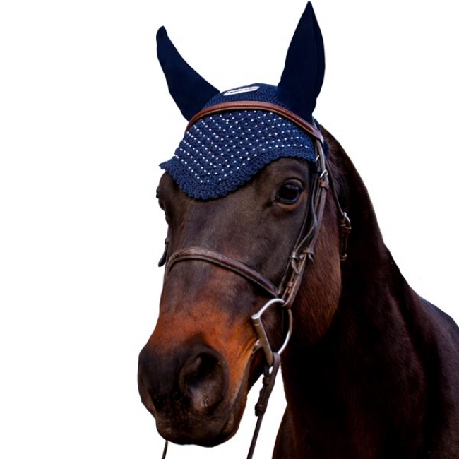 Horse Fly Bonnet by Equine Couture