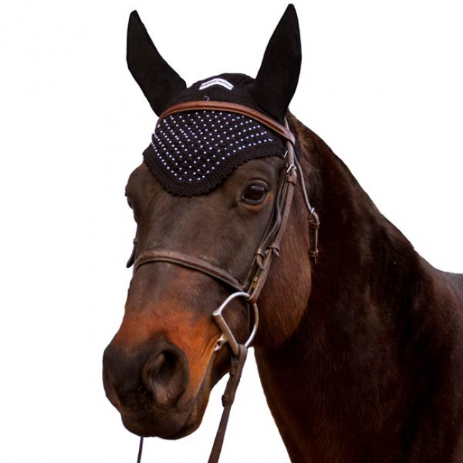 Horse Fly Veil by Equine Couture