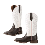 Ariat Ladies Circuit Shiloh Wide Square Toe Boots