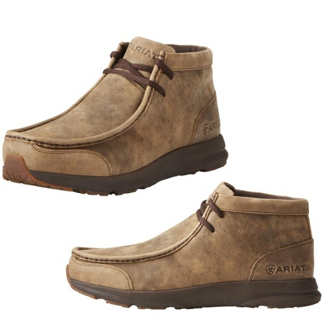 Ariat SpitfireMen's  Casual Chukka Style Shoes