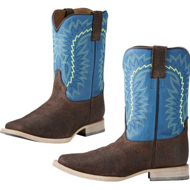 34d45e457c1 Ariat Children's Relentless Cowboy Boots
