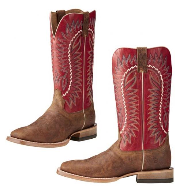 7846179005f Ariat Men's Relentless Performance Elite Boots 9D