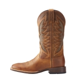 Ariat Mens Distresssed Brown Venttek Ultra Cowboy Boots