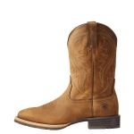 Ariat Hybrid Rancher in Distressed Brown for Men
