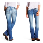 Ariat REAL Low Rise Emma Lulu Boot Cut Jeans