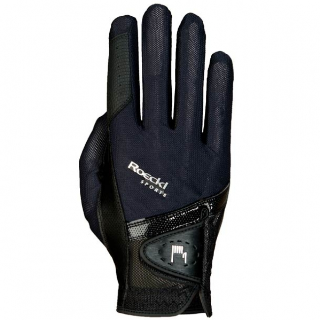 Roeckl Madrid gloves are great for practice and comfortable to ride in summer we