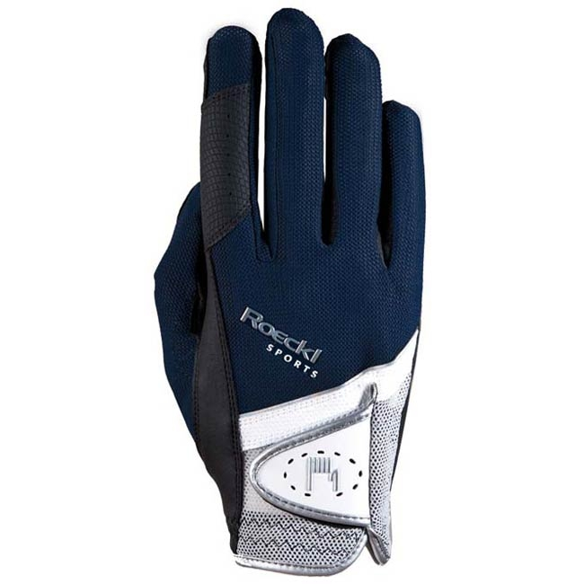 Roeckl Madrid gloves are advanced English riding gloves made for the show ring i