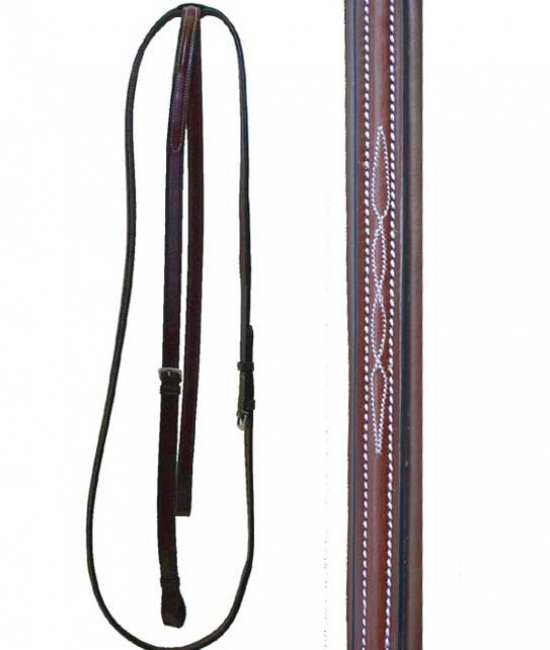 Fancy Round Raised Standing English Martingale