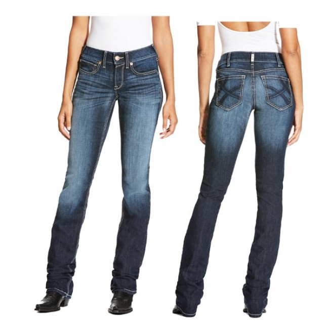 Ariat REAL Ella Straight Jean