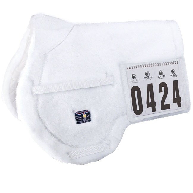Toklat Medallion High Profile Fleece Competition Pad