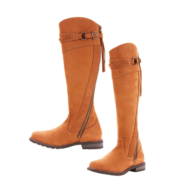 on feet images of choose original hot-selling clearance Ariat Womens Alora Tall Boots