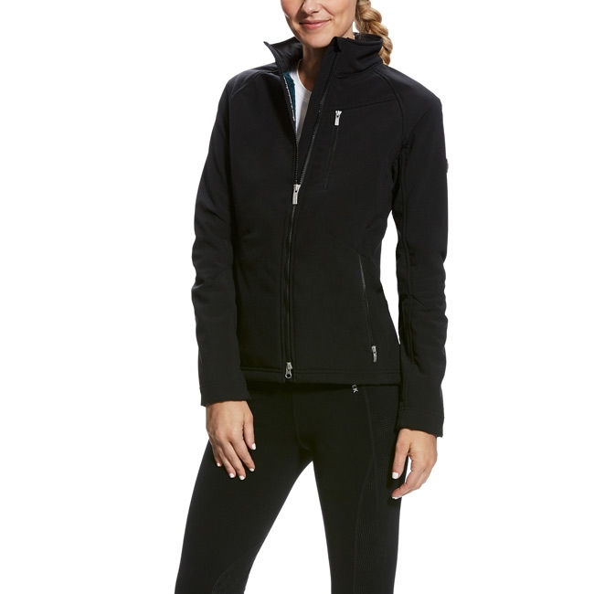 Ariat Cyclone Softshell Jacket in Black