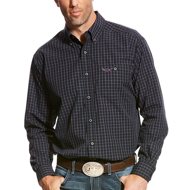 Ariat Men S Shirt Relentless Trevor Brazile