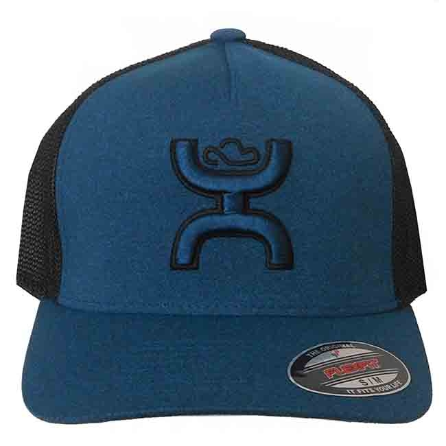 the best attitude fdab6 c49dc Hooey Coach FlexFit Baseball Hat