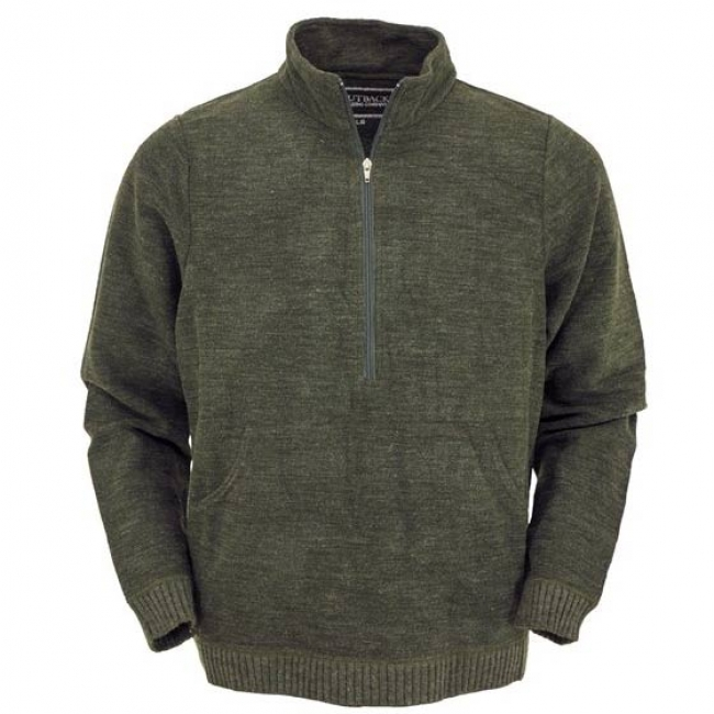 Outback Men's Broderick Henley Sweater