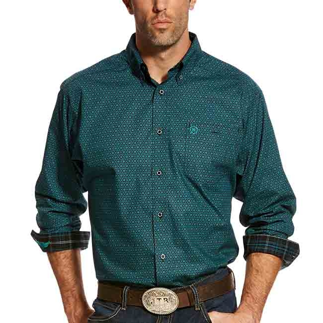 Ariat Shirts for Men By Trevor Brazile