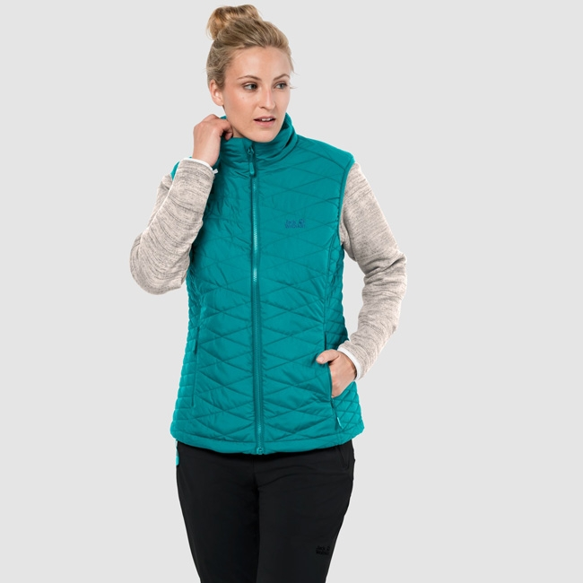 Jack Wolfskin Aquila Glen 3 in 1 Vest Fleece