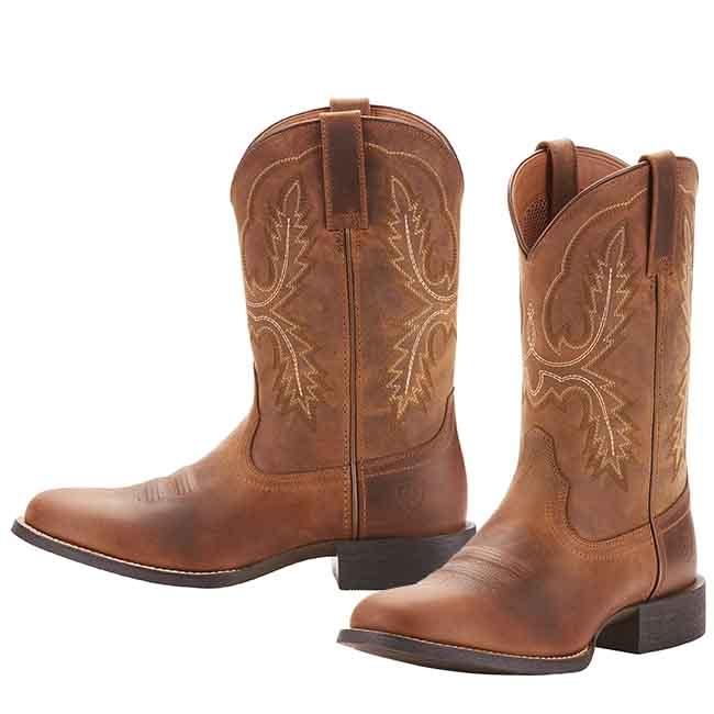 cea4ad6986f Ariat Men's Sport Stratten Western Boots