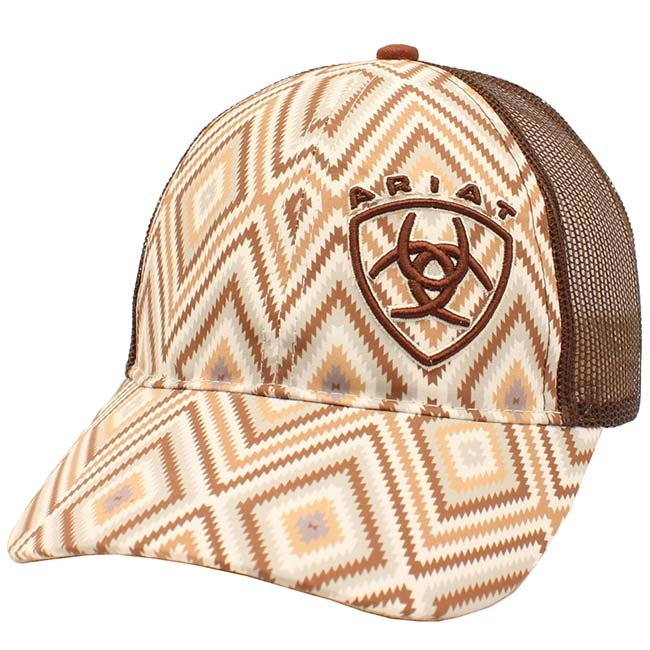 7a9ed7b7 $26.00. Ariat Women's Aztec Ball Cap. Hover to zoom