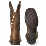 Ariat Men's Quickdraw Venttek Flag Boots
